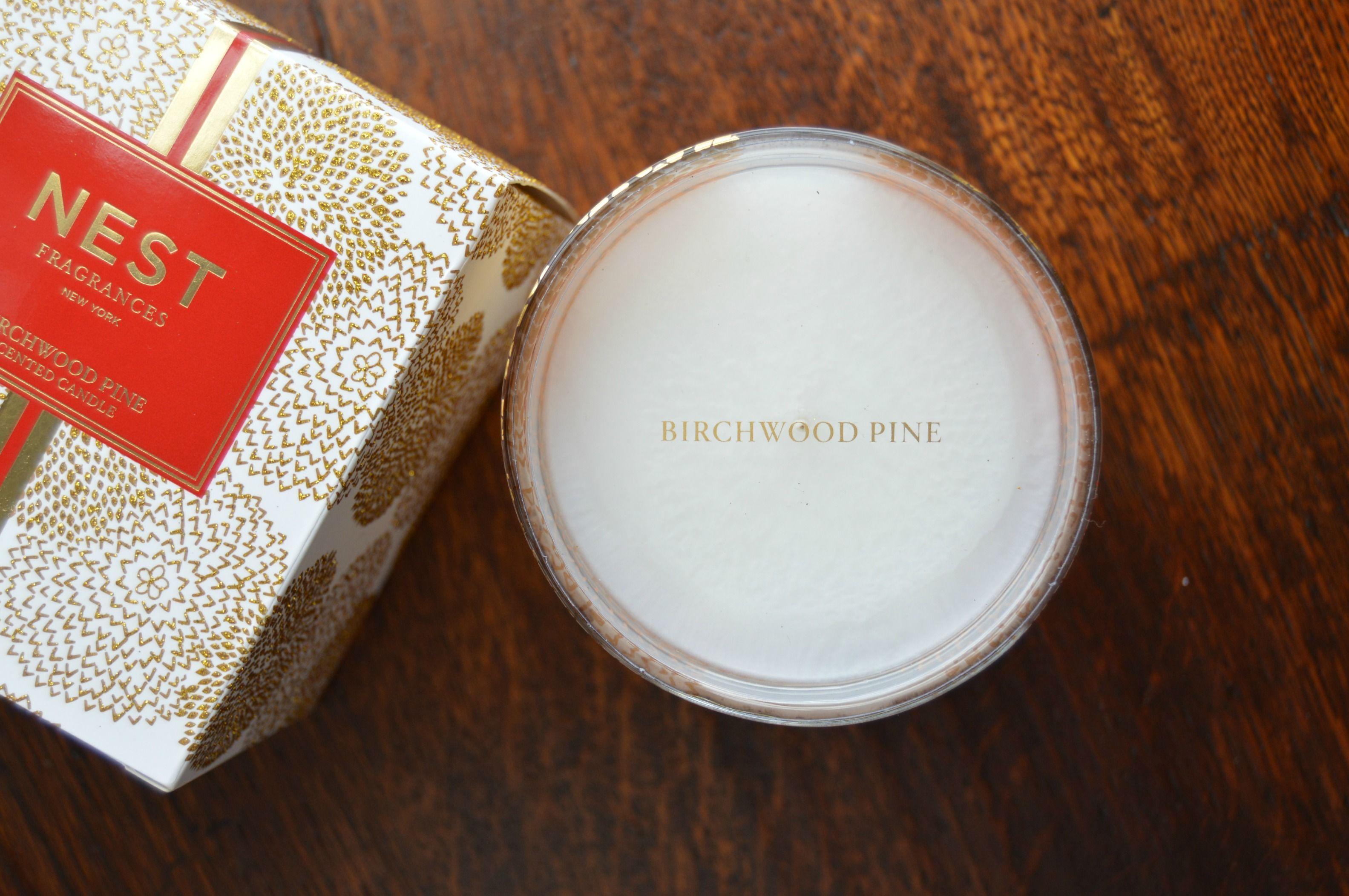In Season – NEST Fragrances Birchwood Pine Candle #lbloggers #NestFragrances #NeimanMarcus #Holiday #Sephora