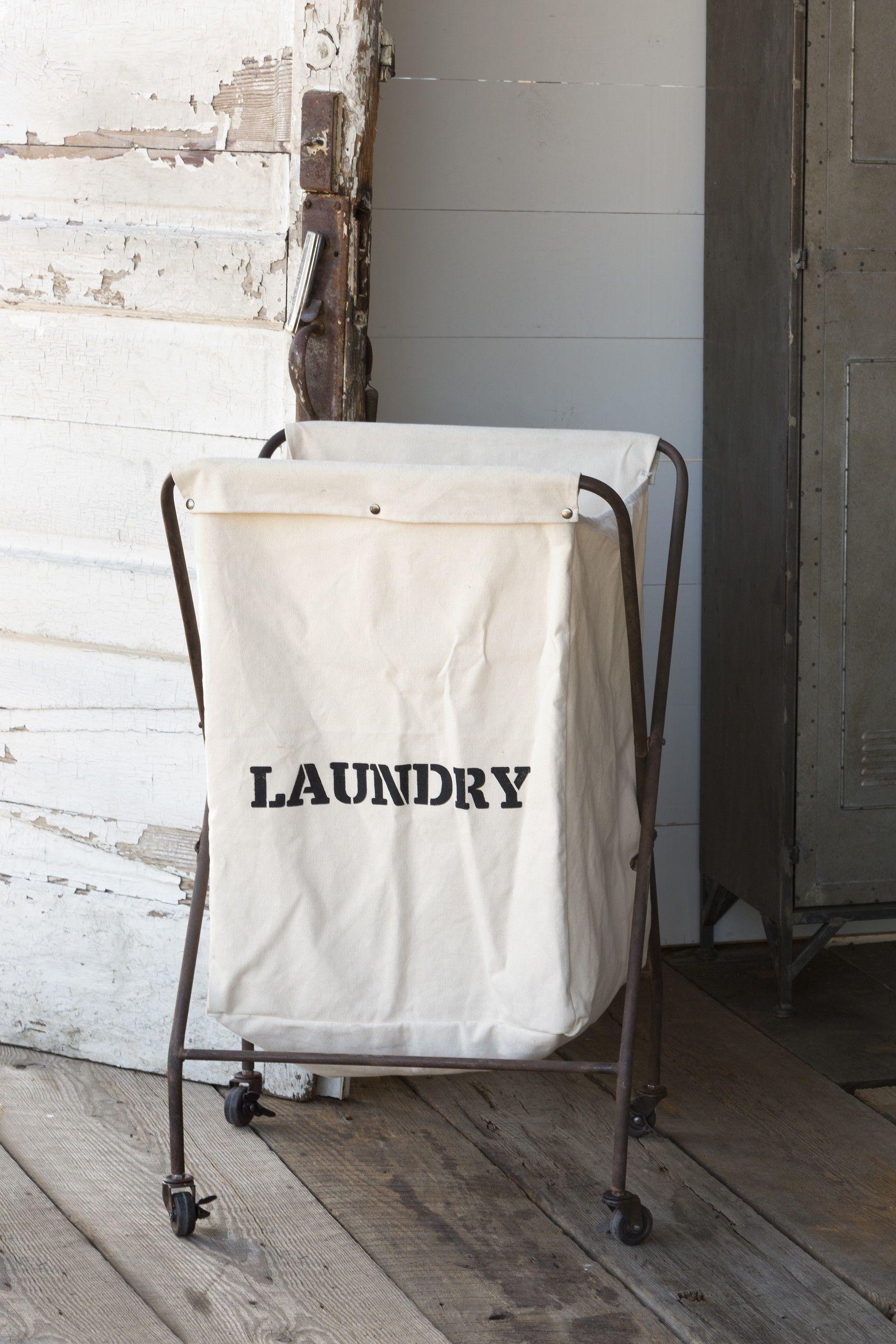 Vintage Inspired Laundry Bin Bucket List Laundry Bin Laundry