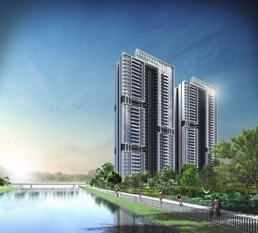 New Condos And Apartments Rise Up Around: Parc Riviera New Launch At West Coast