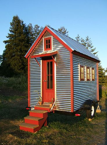 Jay Shafer Lives In An 89 Square Foot Home And He Builds