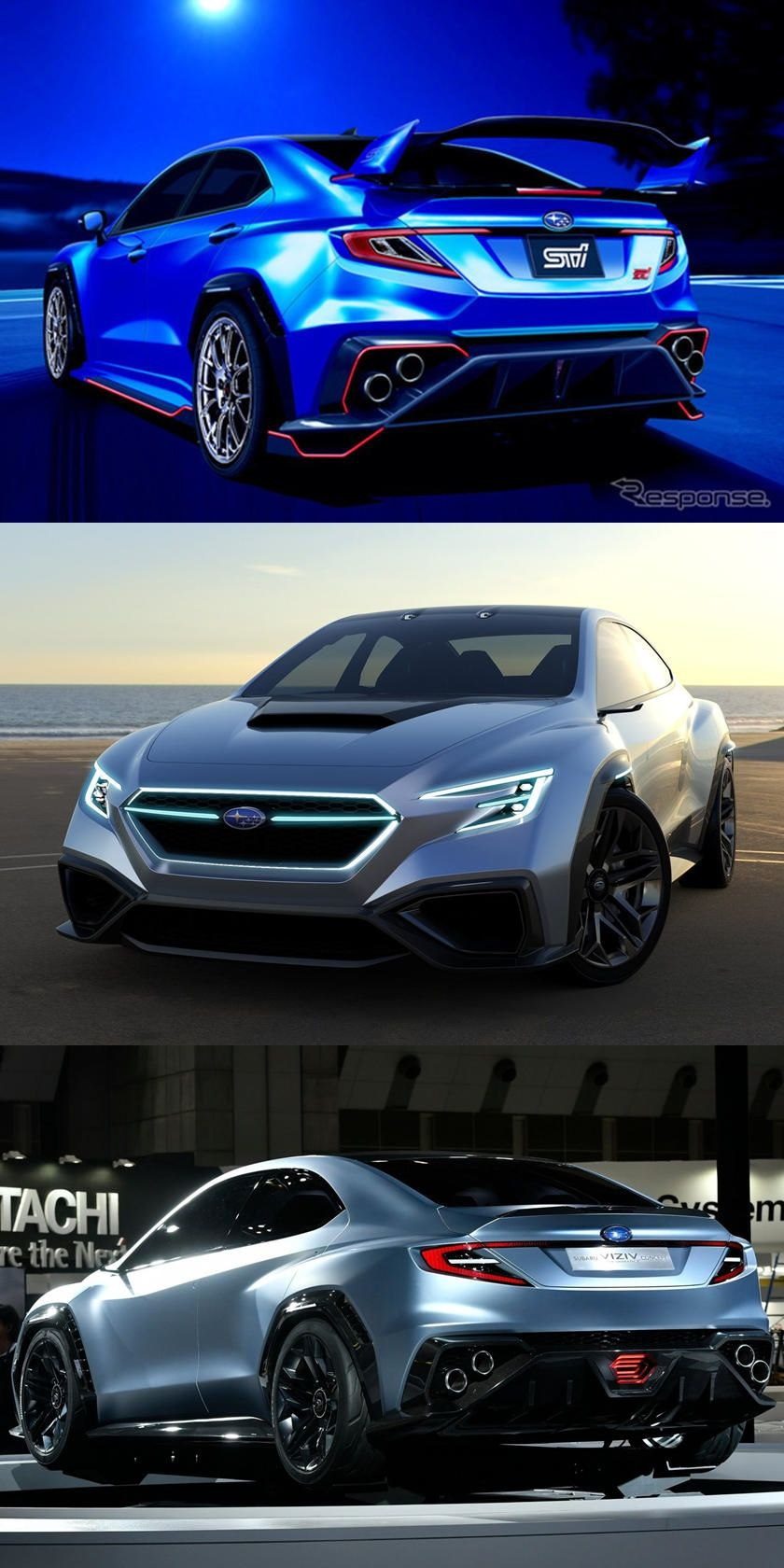 We Hope The New Subaru Wrx Sti Looks Like This Next Gen Model Is Going To Be Awesome In 2020 Subaru Wrx New Subaru Wrx Subaru Wrx Sti