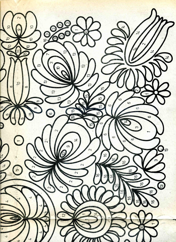 Pin de Юлия en объемная вышивка | Pinterest | Bordado, Patrones de ...