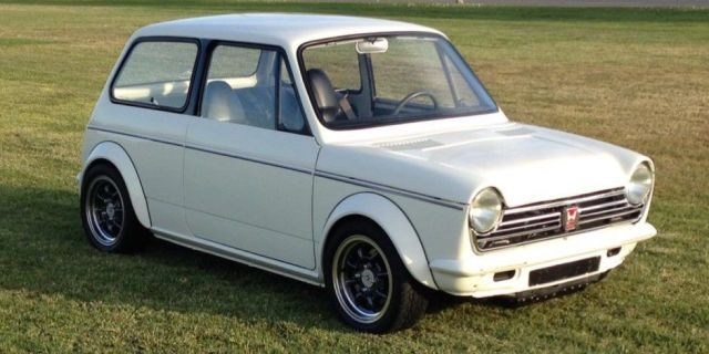 Buy This 800cc Motorcycle Powered Honda N600 To Destroy