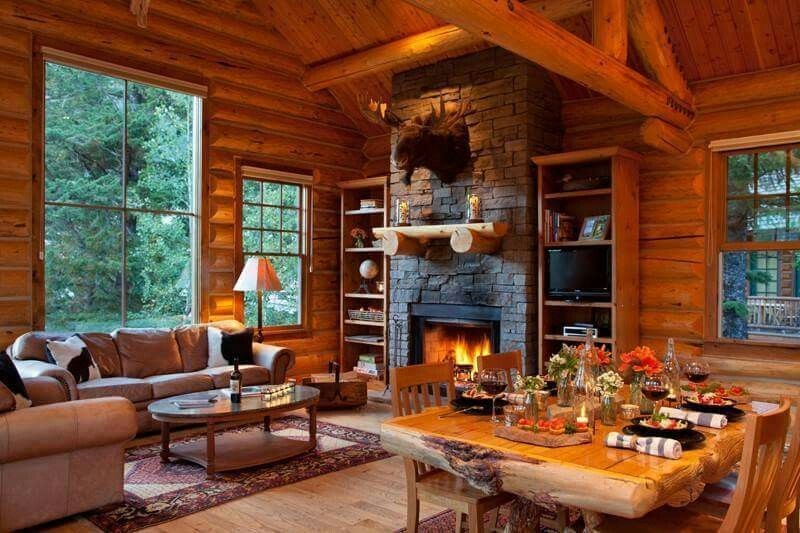 Pin by Thor on Log Cabin Homes Pinterest Log cabins, Cabin and Logs