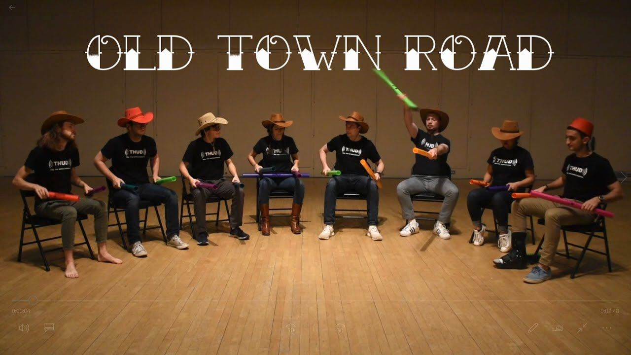 Old Town Road on Boomwhackers! - YouTube in 2020 ...