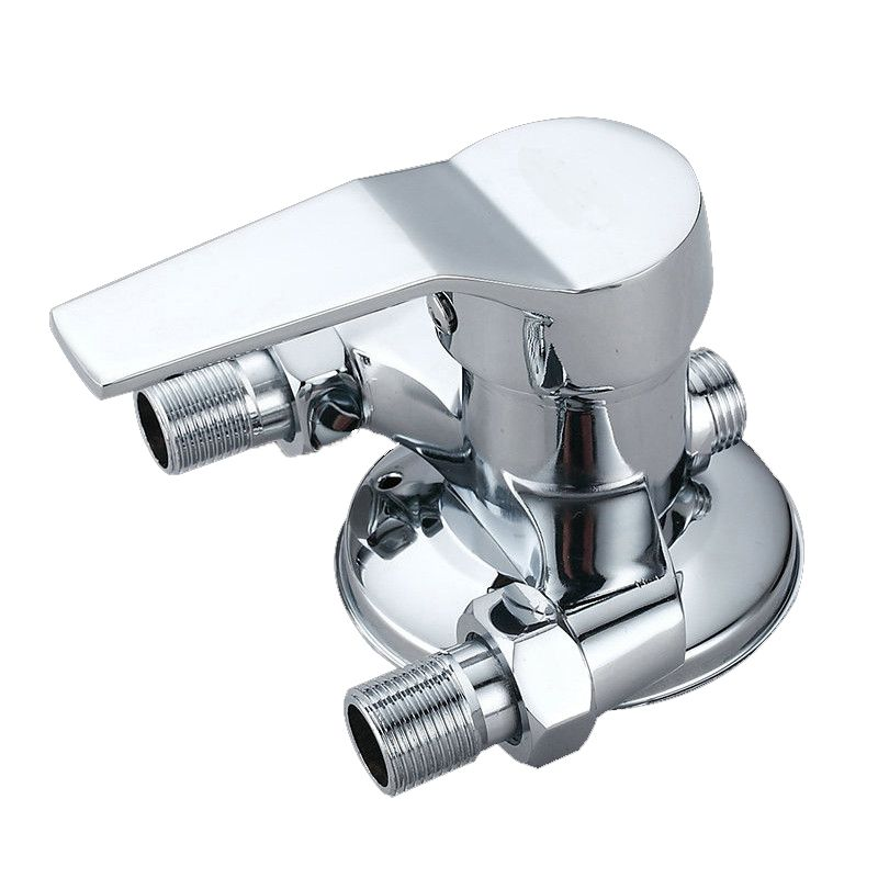 Find More Bath Shower Faucets Information About Bathroom Shower Faucet Water Mixer Valve Chrome Hot Cold Bath Wall Mounted Water With Images Faucet Bath Faucet Bath Taps