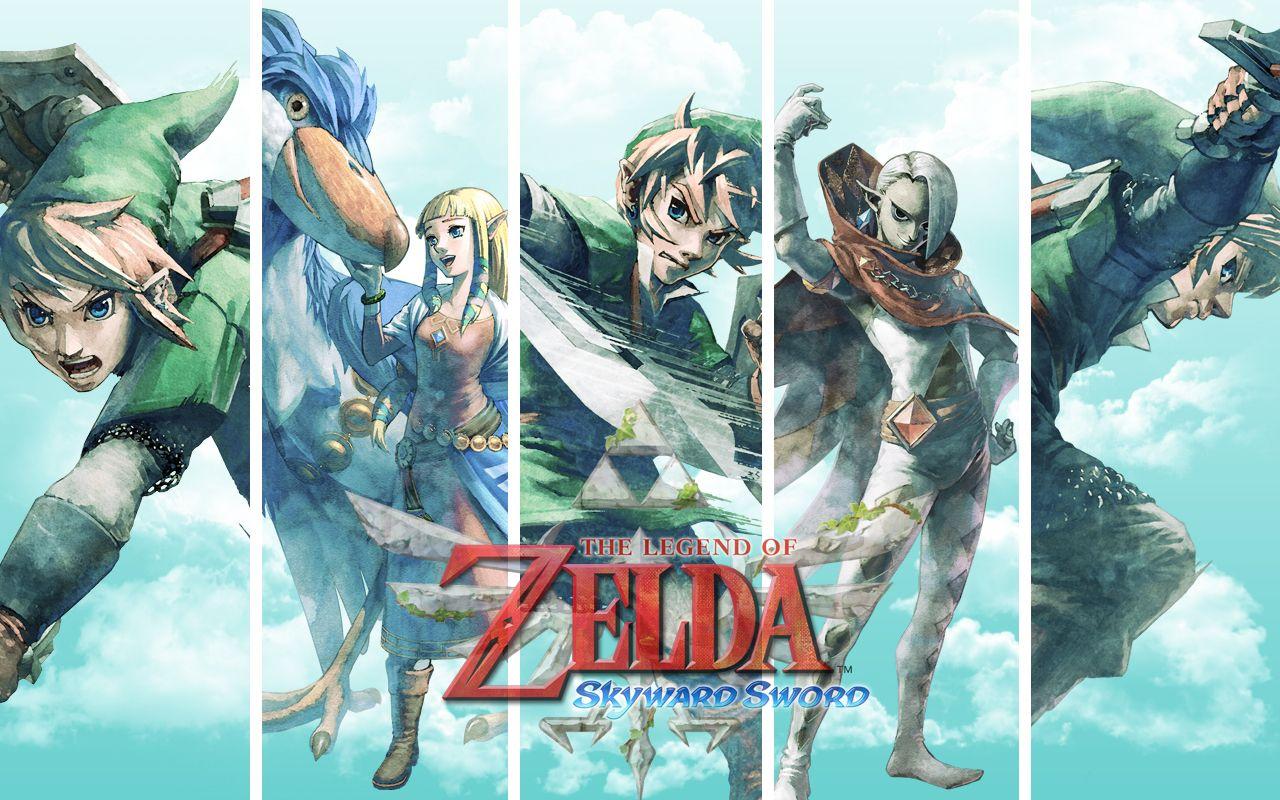 Legend of Zelda ~ Skyward Sword