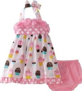 Perfect dress for a first birthday!!!