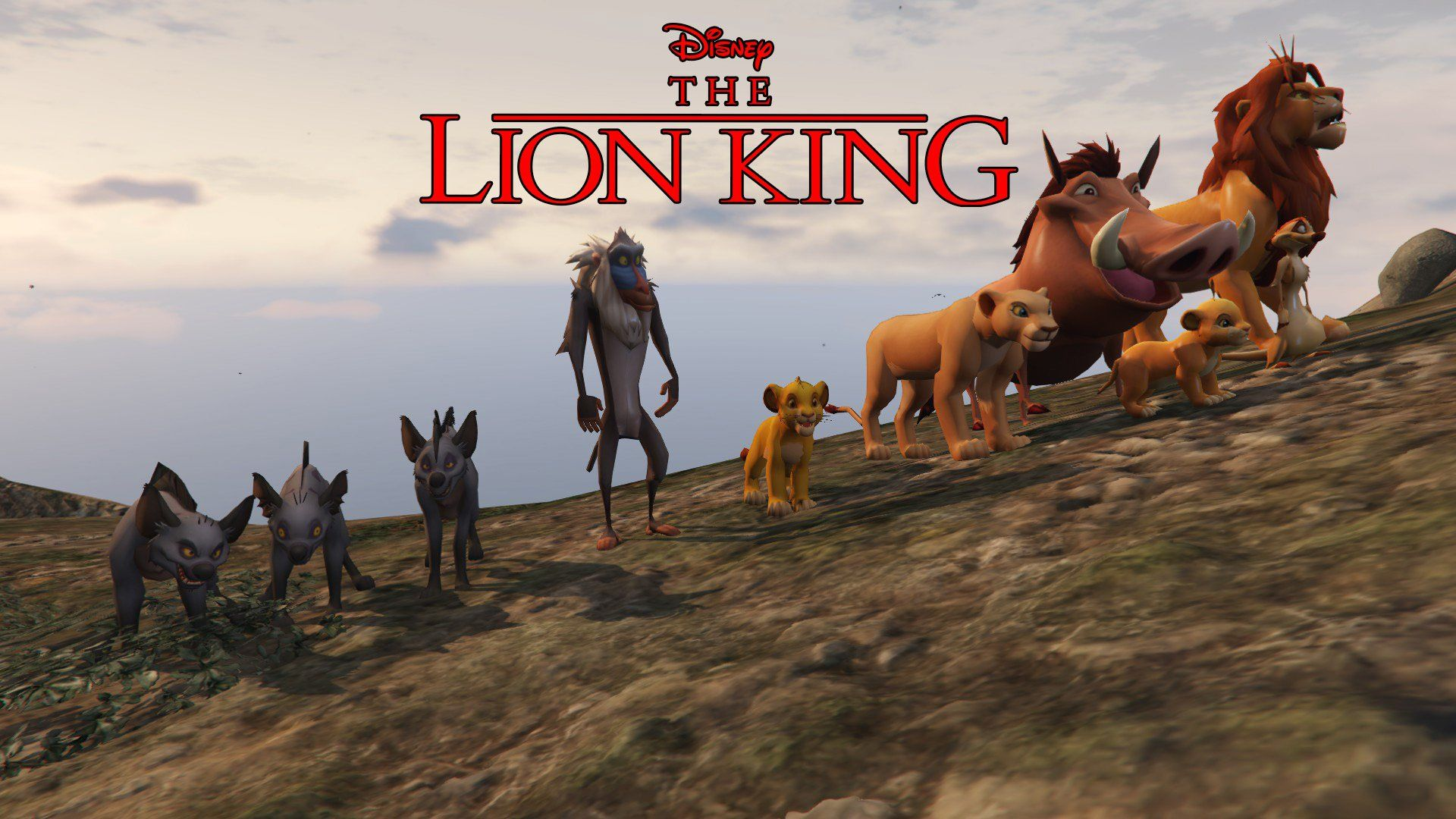 Pics photos grand theft auto iv the law breaking spree continues - Grand Theft Auto 5 Gets A Lion King Mod For A Crazy Character Crime Spree