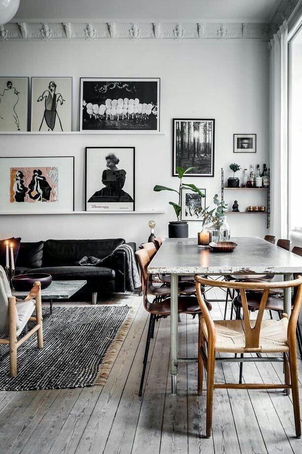 Perfect Innenarchitektur Wohnzimmer, Schwarze Innenarchitektur, Moderne Innentüren,  Landhaus Inneneinrichtung, Zeitgenössische Inneneinrichtung,  Kücheneinrichtung, ...