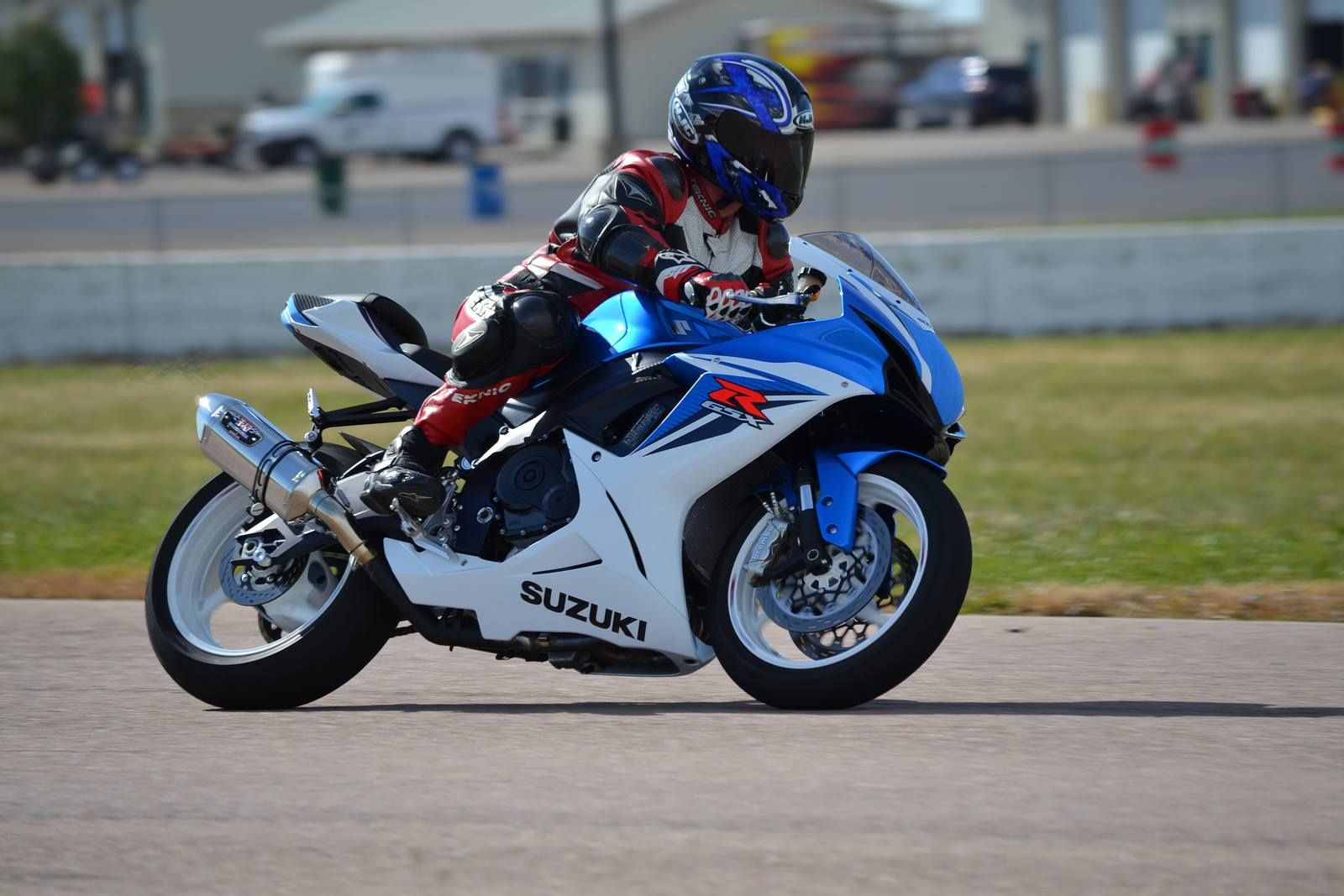 Poetry in Motion.... GSXR