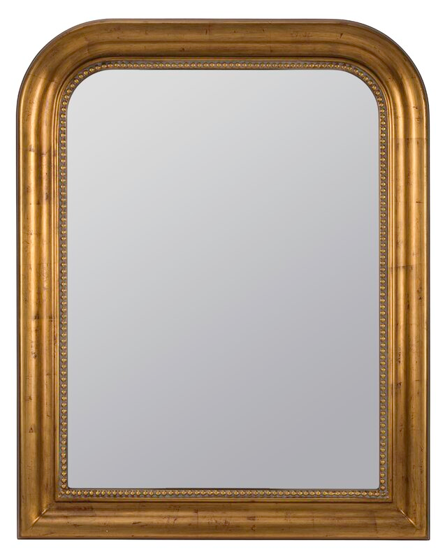 Cooper Classics Camden Industrial Beveled Distressed Accent Mirror Gold Mirror Wall Mirror Wall Accent Mirrors