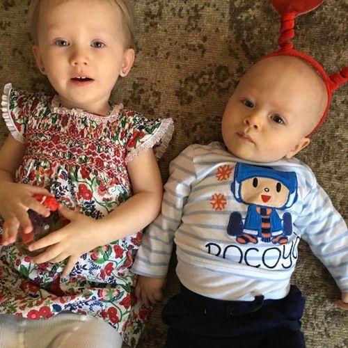 Pregnant Hilaria Baldwin Shares an Adorable New Photo of ...