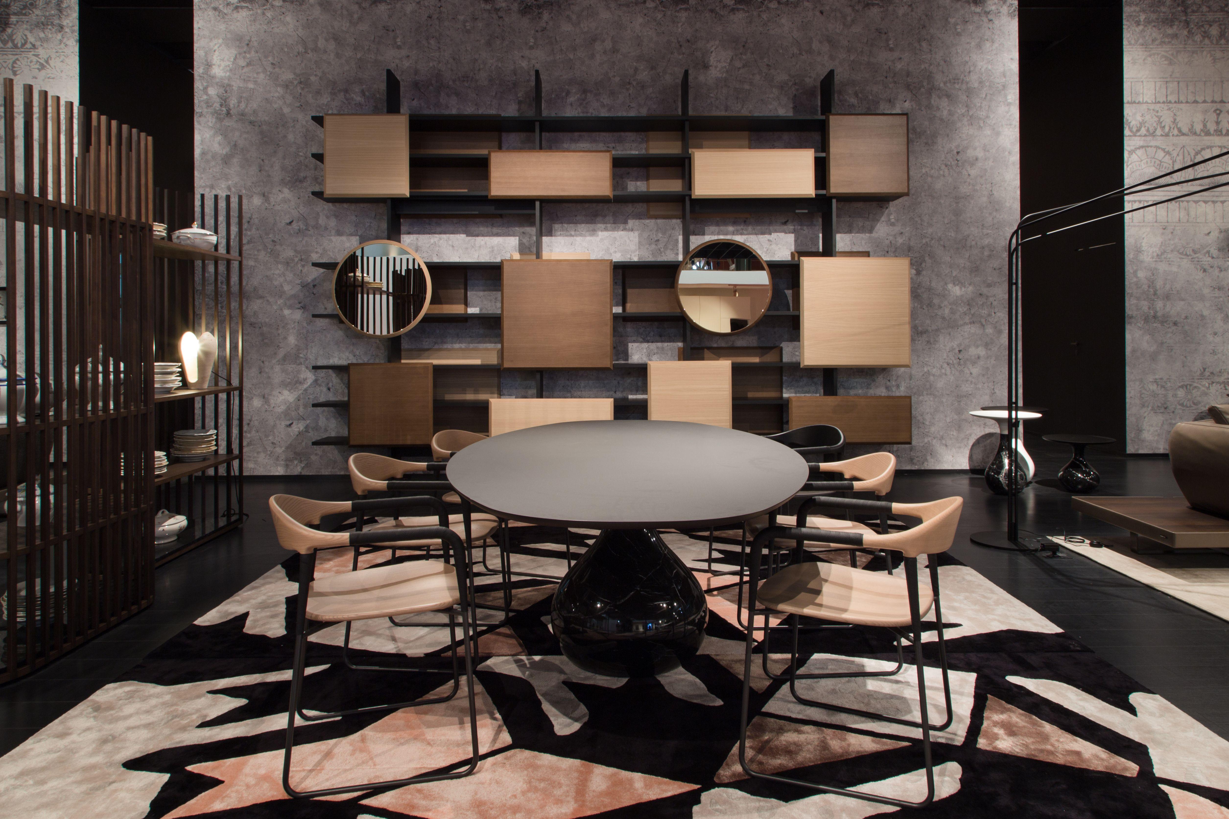 Roche Bobois Aqua Dining Table Designed By Fabrice Berrux Mit Bildern