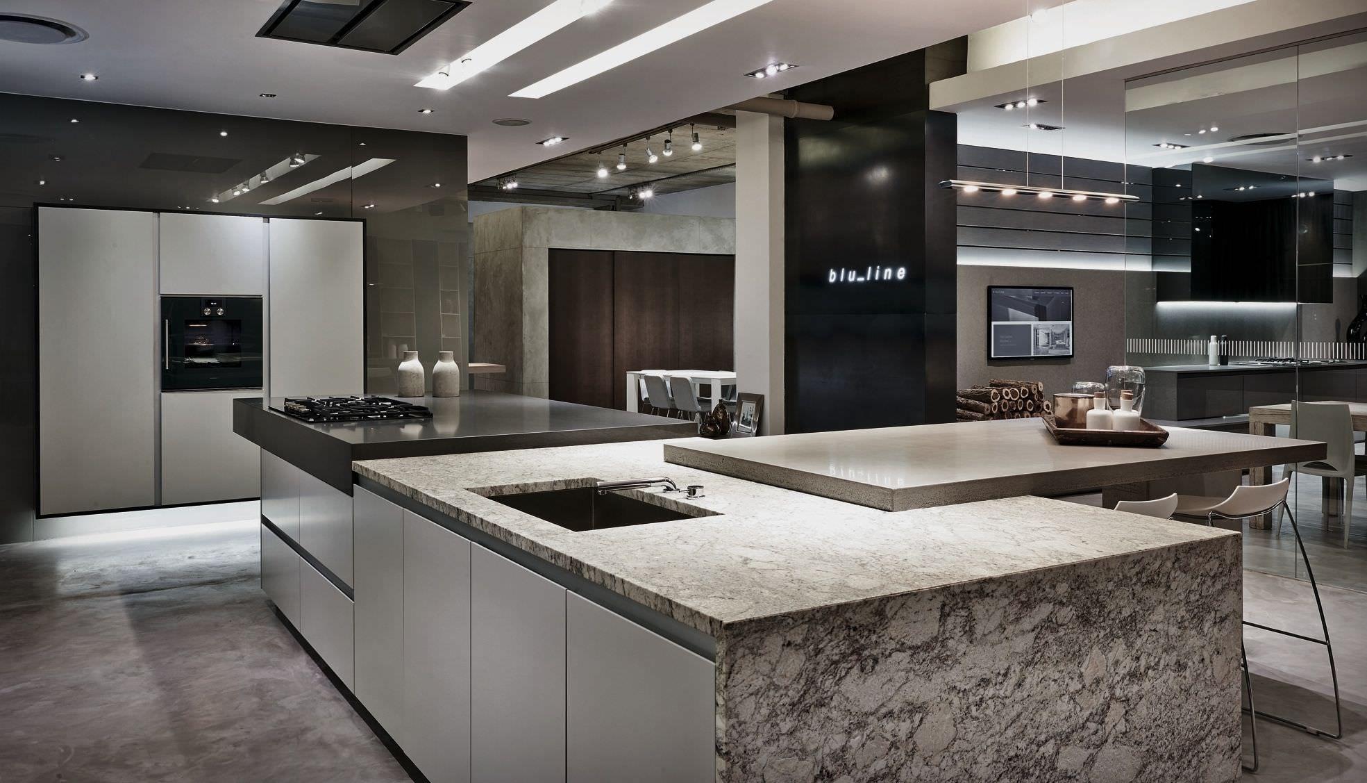 showroom | Showroom interior design, Beautiful kitchens ...