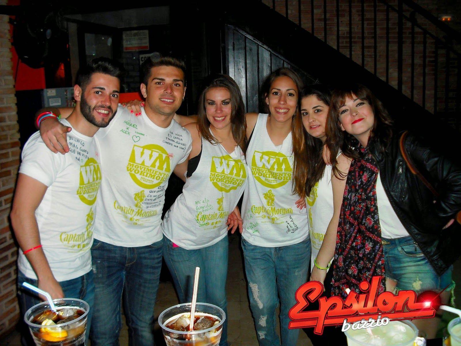 El mejor ambiente                           La mejor música : FOTOS EPSILON-BARRIO
