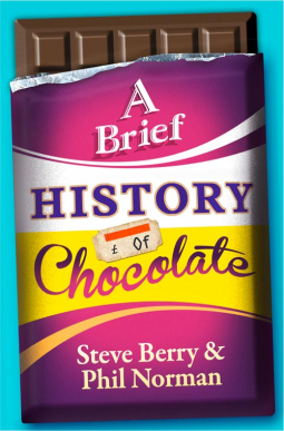 A Brief History Of Chocolate From the early triumphs and disasters of commercial chocolate making, to the days of intense competition between the major players of Cadbury, Mars, Rowntree, Nestle, Terry  and Fry, this gorgeous little book is profusely illustrated with pictures of iconic chocolate bars and advertising campaigns.