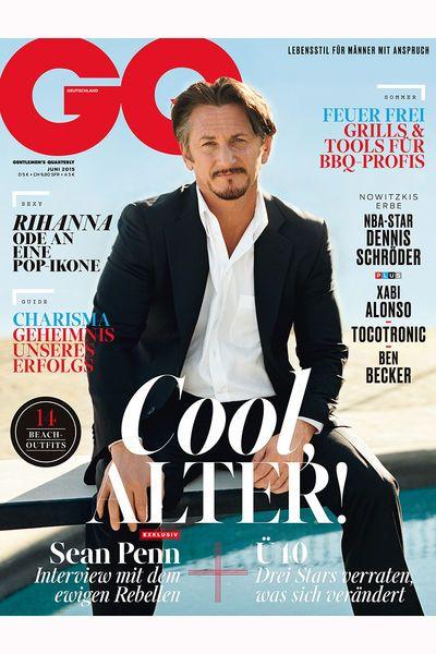 Bethge publication | GQ Germany. June 2015.