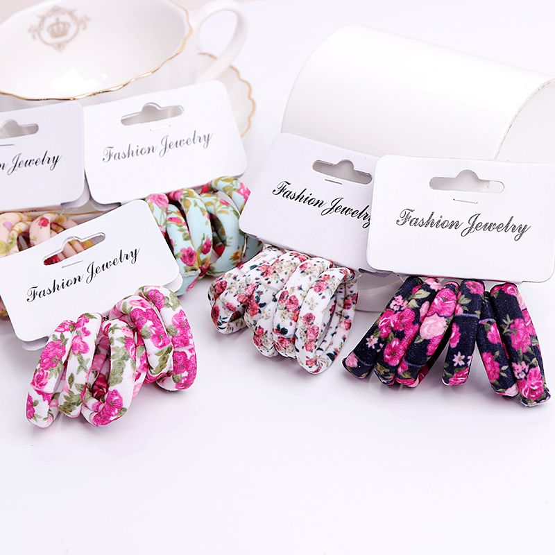 2pcs Princess Elsa Anna Hair Rope Hair Bands Hair Accessories Acrylic Elastic Hair Bands Girls Accesorios Para El Cabello Back To Search Resultsmother & Kids Girls' Clothing