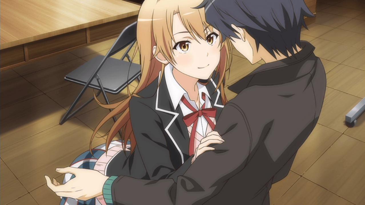Iroha Isshiki Oregairu Anime Episodes Anime Anime Movies