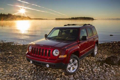 Jeep vermelho, meu bem!