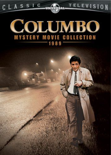 Columbo - Mystery Movie Collection, 1989 DVD ~ Peter Falk, (American Detective Mystery Television Film Series)