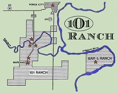 101 Ranch Map Click The Area Of The Map You Wish To Visit My