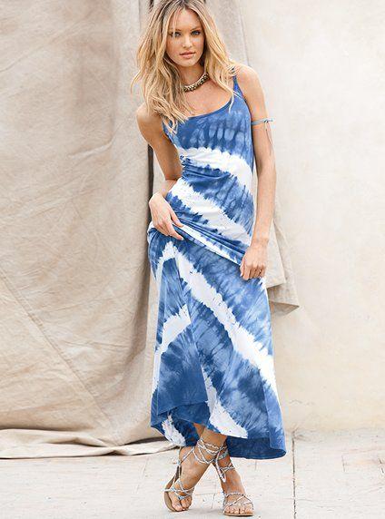 86d25aa734ae Beach Dresses 2012. Maxi Tank Dress - Victoria s Secret ...