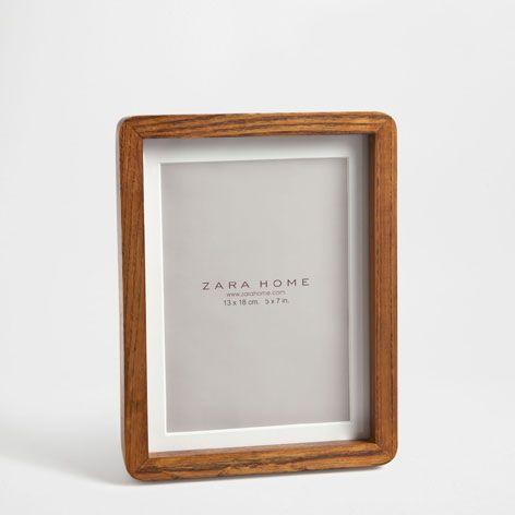 ae79901b705b Natural wood frame - Frames - Decoration