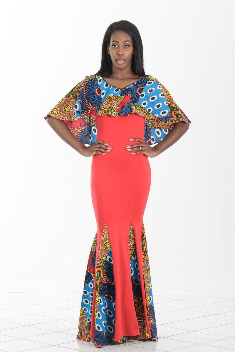 tissu africain vos soirees