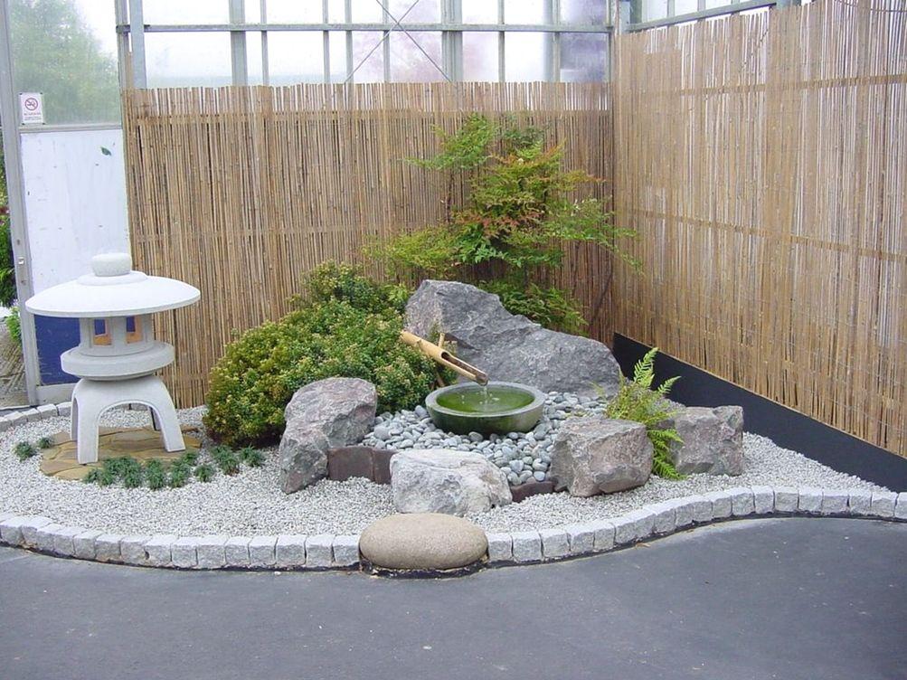 Japanese Gardening | Small japanese garden, Zen garden ...