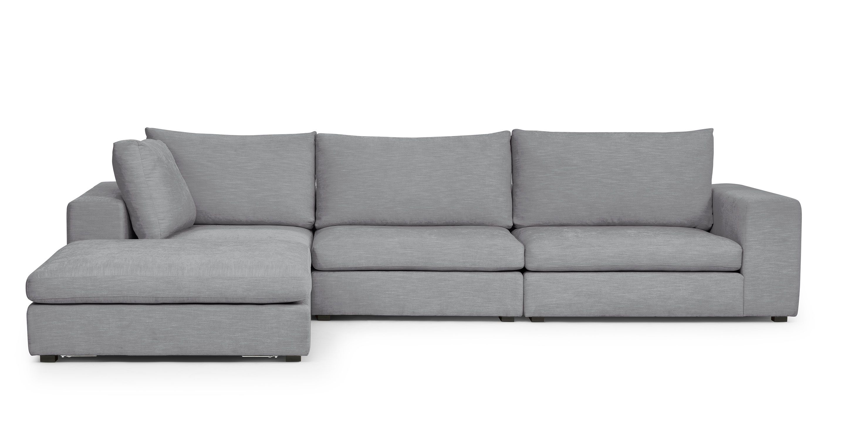 Lounge In The Lap Of This Sumptuous Modular Sofa A Low Profile With Deep Seats The Modular Sectional Sofa Mid Century Modern Sectional Sofa Modular Sectional