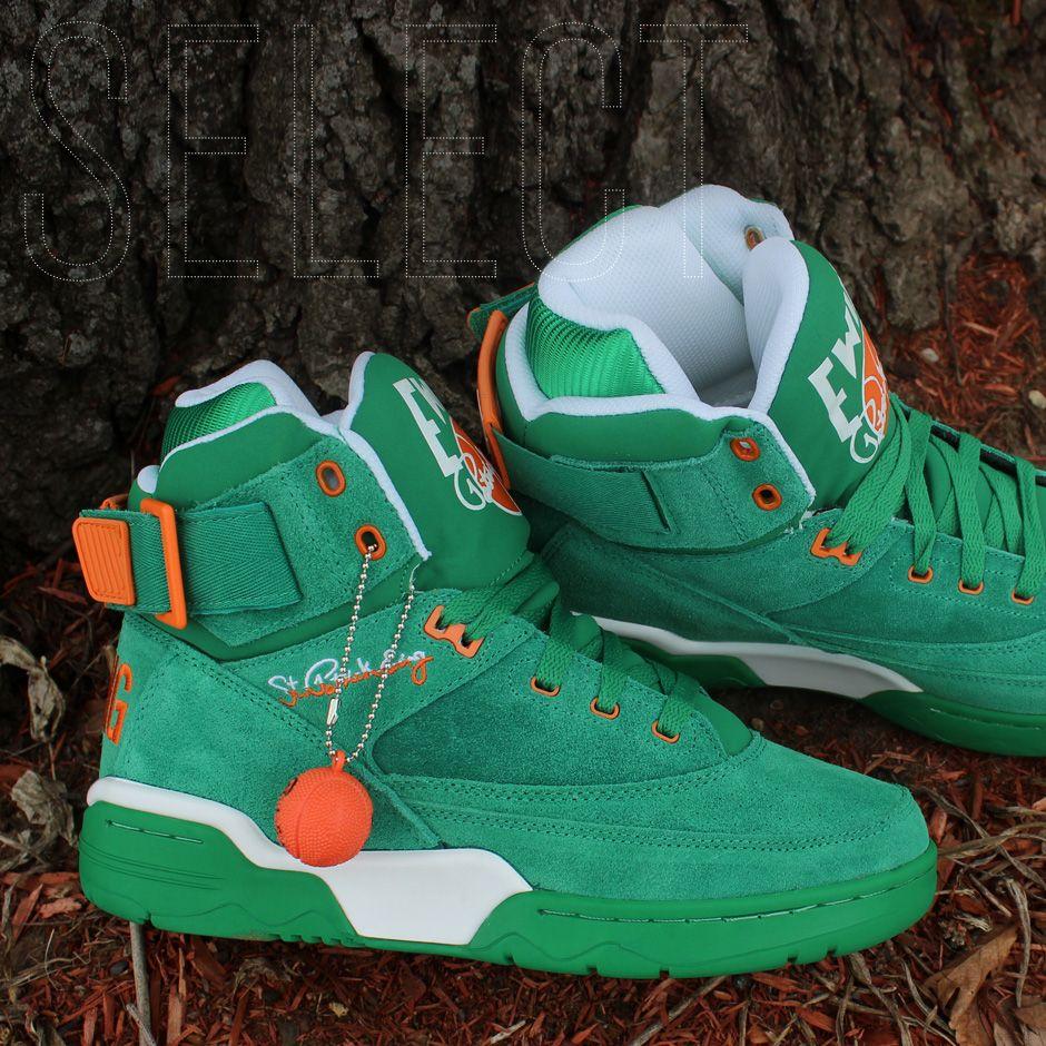 Sneaker News Select: Ewing 33 Hi \