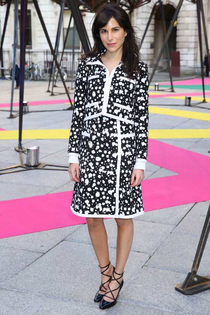 Caroline Sieber in Chanel at the Royal Academy Summer Exhibition Preview Party - June 3, 2015