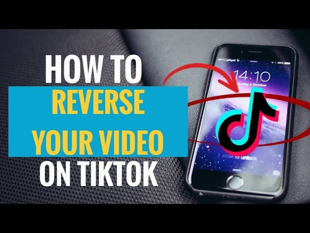 How To Reverse Video And Sound On Tiktok Video Reverse You Videos