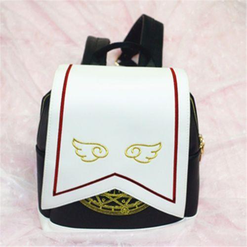 Anime-Card-Captor-Sakura-Kinomoto-Lolita-Magic-School-Shoulder-Bag-Backpack 9259081be32b1
