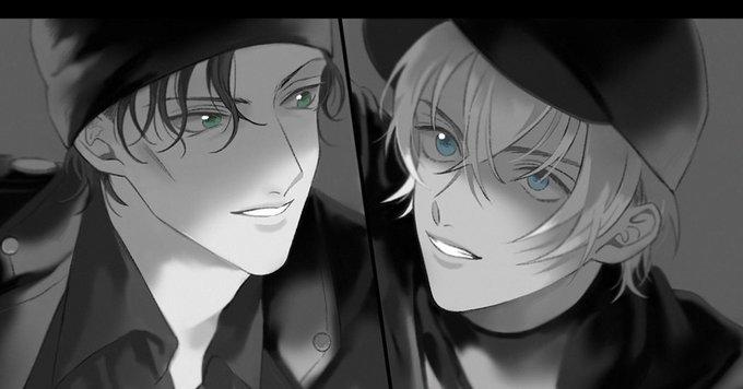 코우🎗 on Detective, Anime, Conan