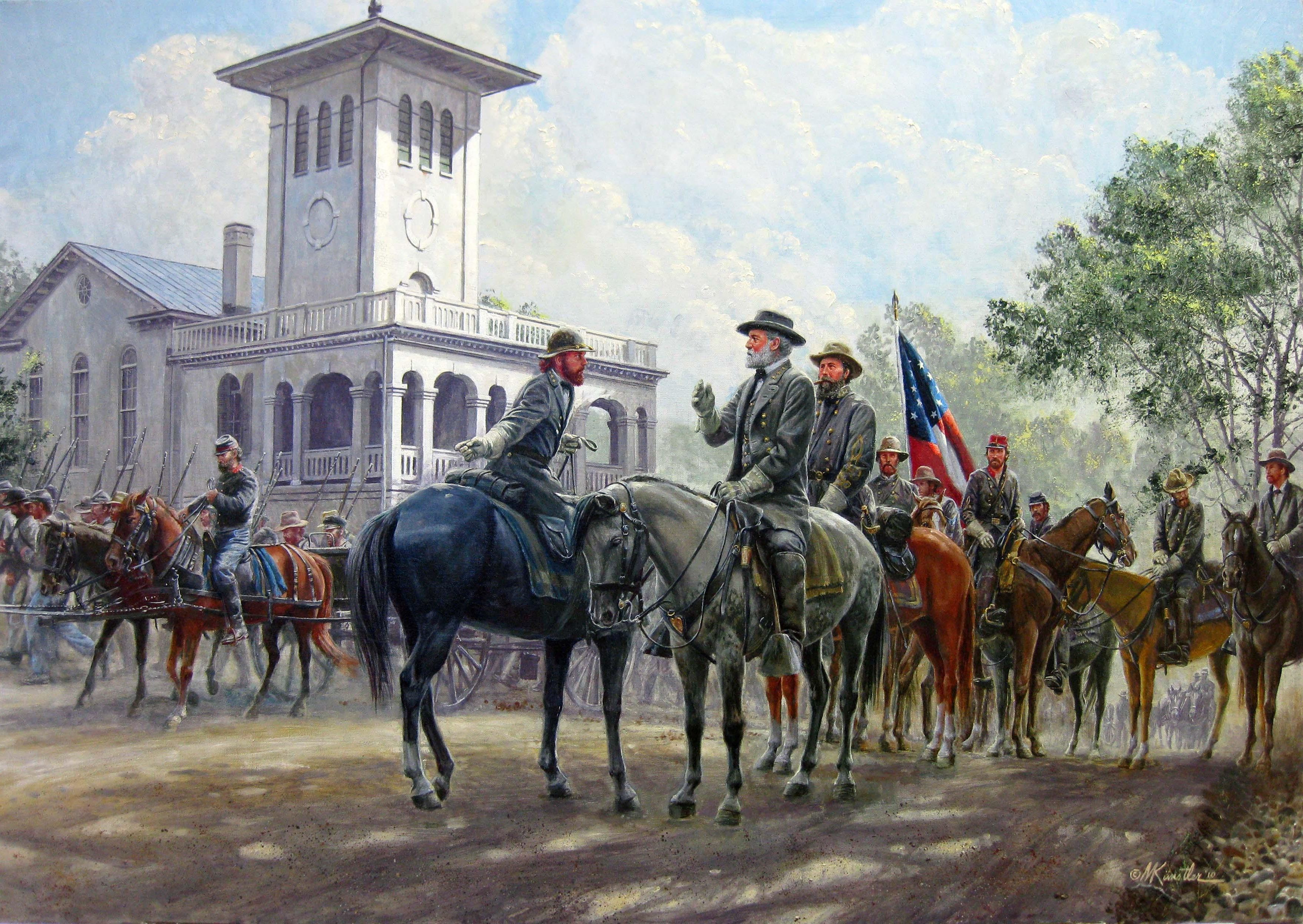 Mort Kunstler Art Civil War Robert E Lee Wallpapers Photos Civil War Artwork Civil War Art Civil War History