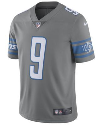 Men's Matthew Stafford Detroit Lions Limited Color Rush Jersey  supplier