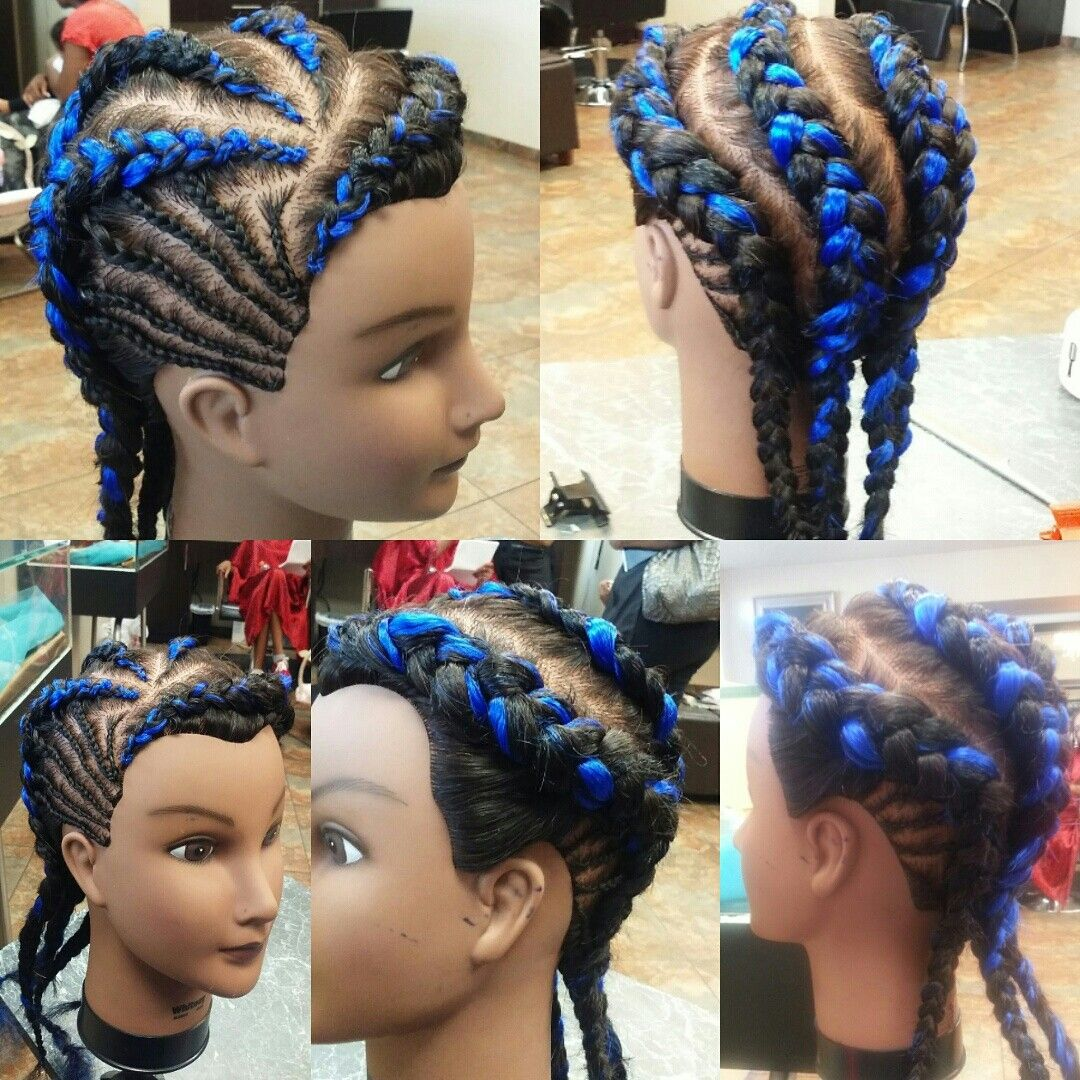 ghanabraids beautycancrown braids frenchbraid