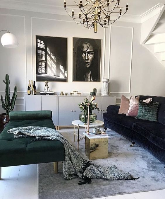 Dreamy artwork deco concepts in your residence interior  furniture decor home also rh pinterest