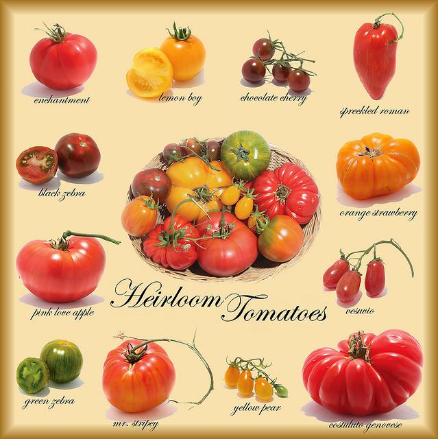 Heirloom Tomato Varieties Heirloom Tomatoes Varieties 400 x 300