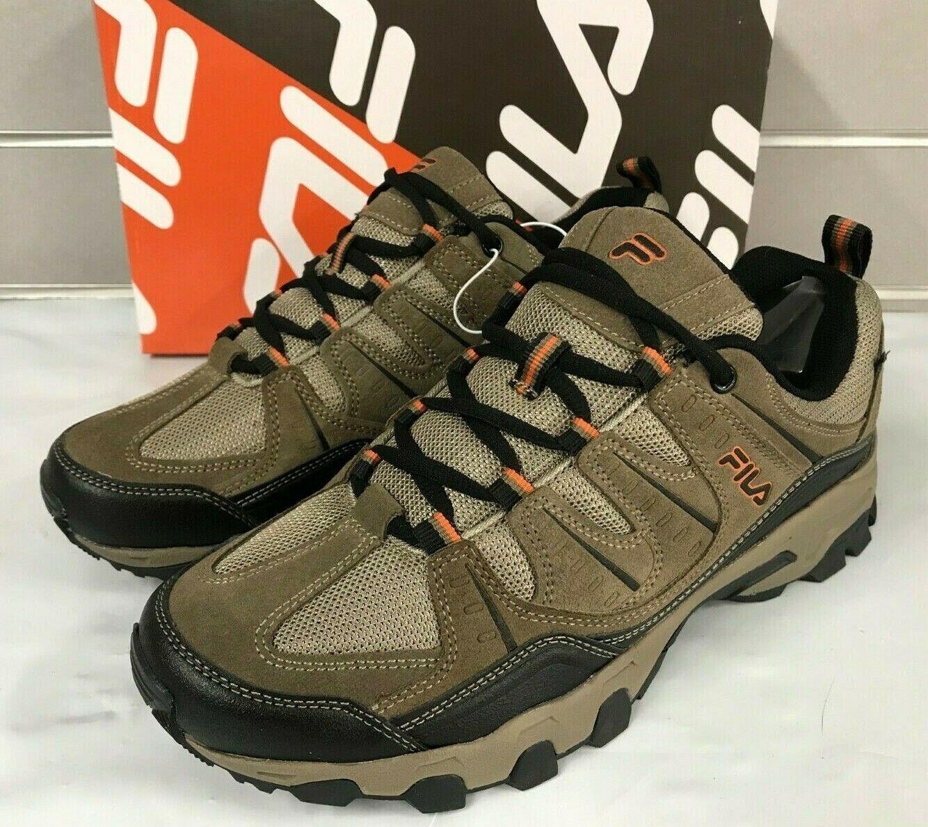 Fila Men's Midland Hiker Trail Shoes