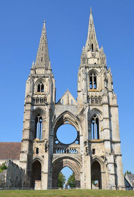 Abbaye Saint Jean Des Vignes : abbaye, saint, vignes, Church, Ruins, L'abbaye, Saint-Jean-des-Vignes,, Soissons, Architecture,, Sacred, Place, Worship