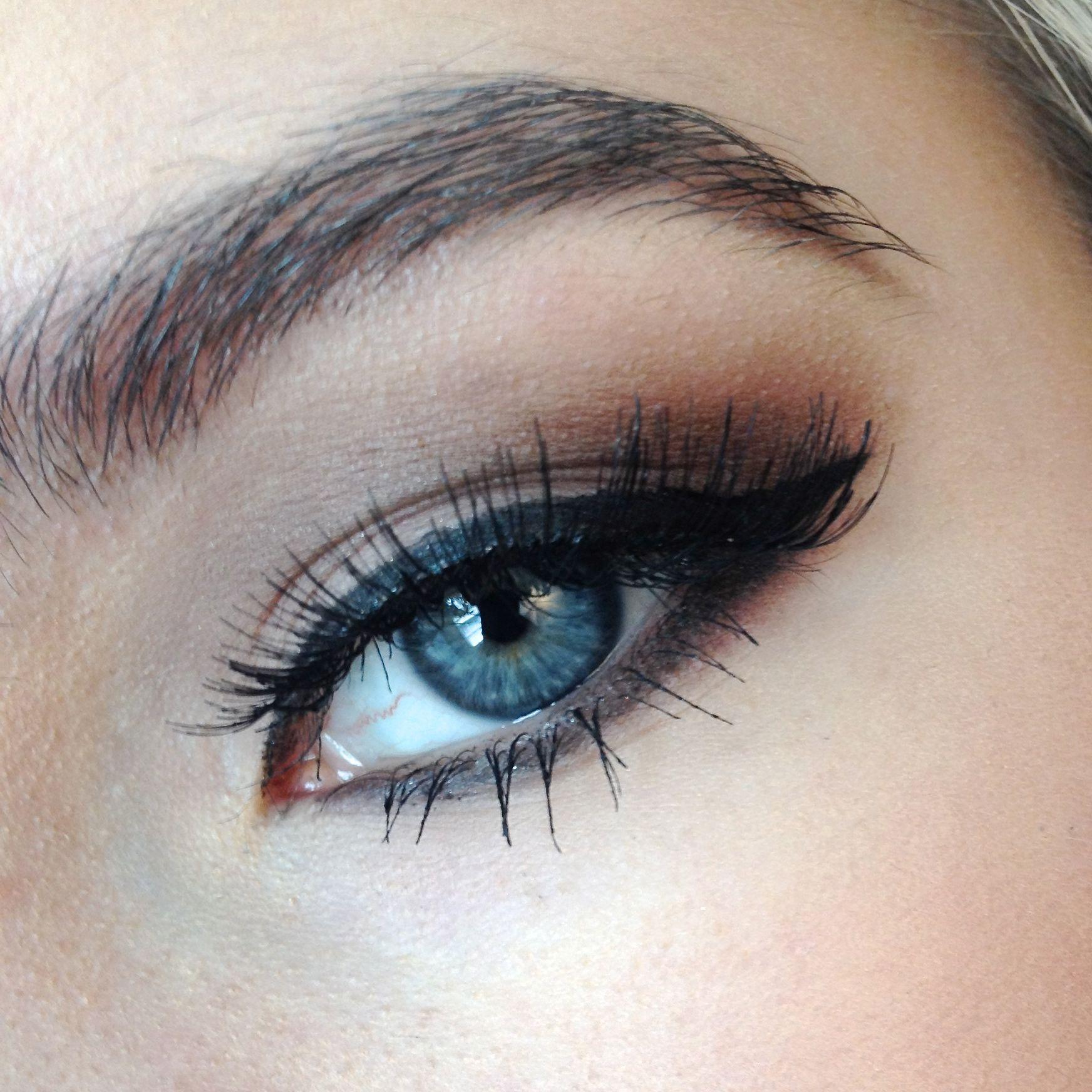 Everyday Neutral Eye Makeup Neutral Everyday Tutorial Ashley