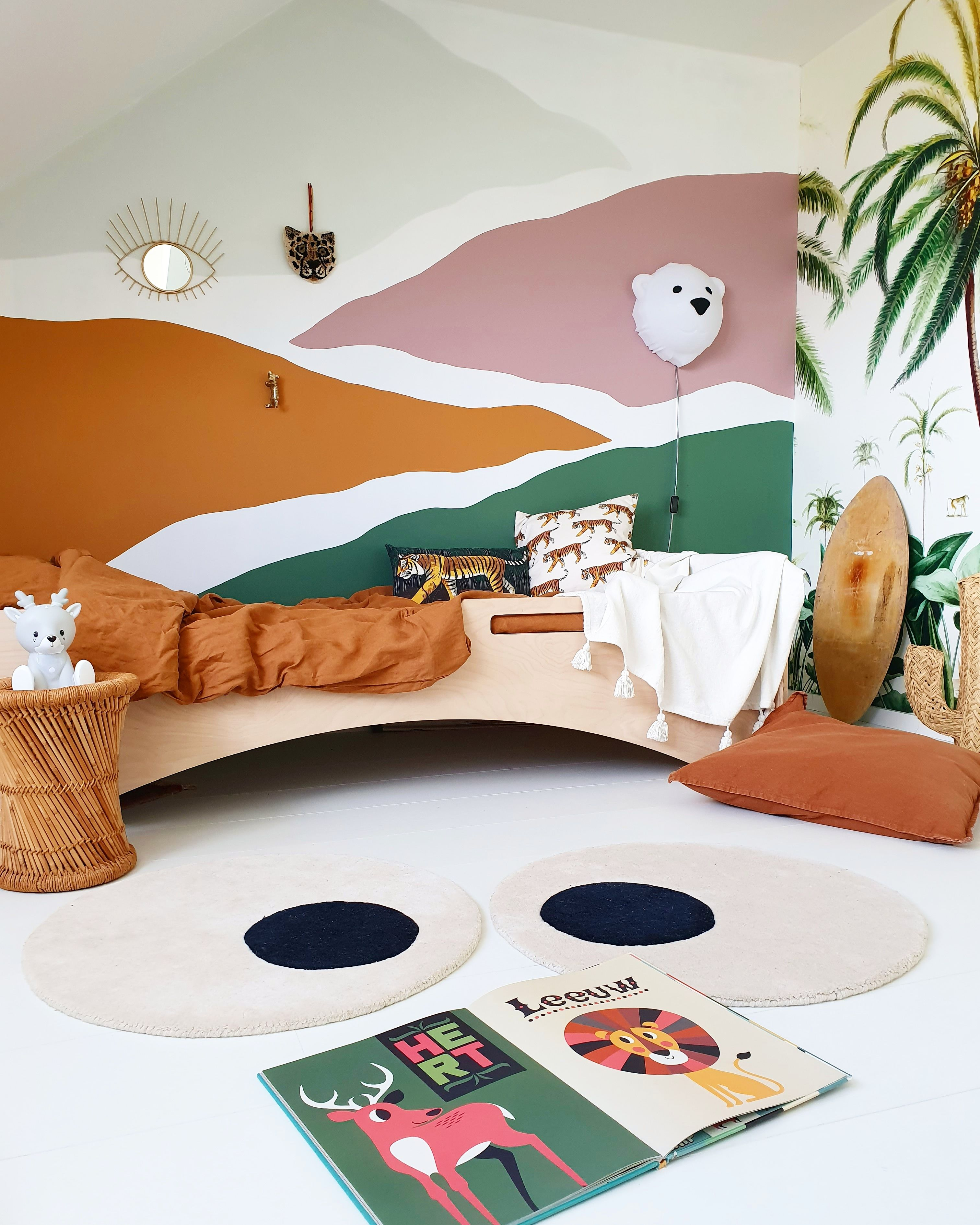 5 Ideas for Terracotta Rooms With Major Kid Appeal