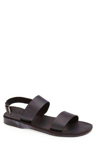 08d7c610fa7f Jerusalem Sandals  Golan  Leather Sandal (Men) available at  Nordstrom