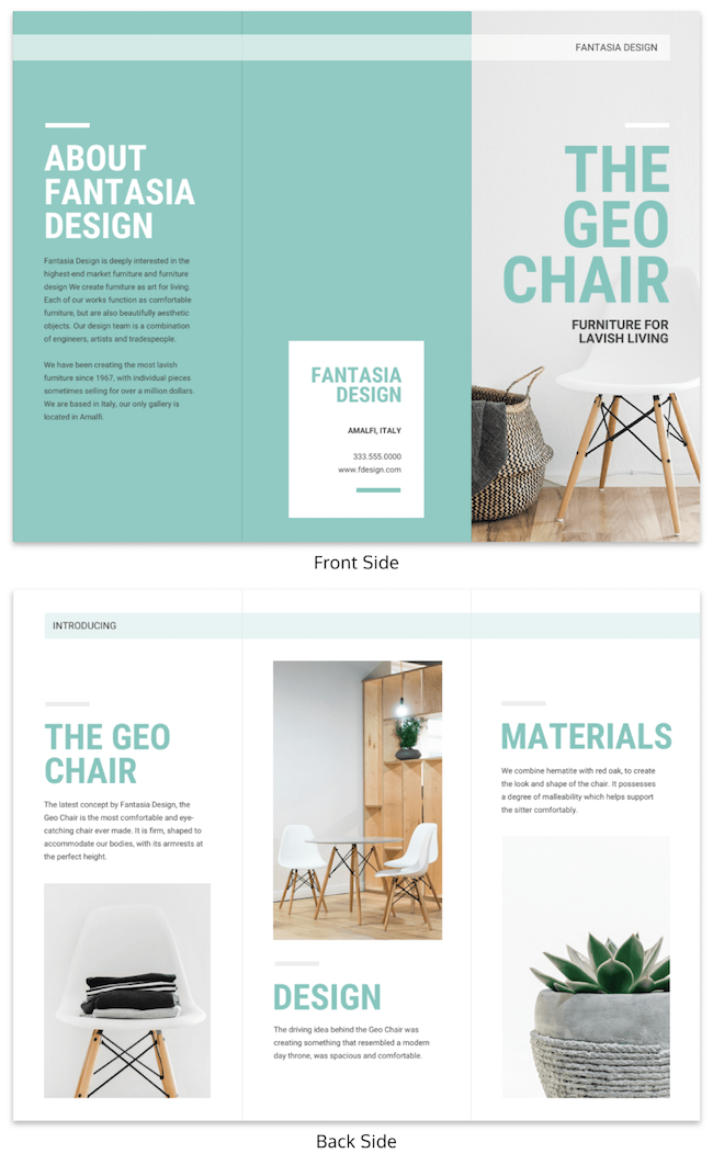 35 marketing brochure examples tips and templates work