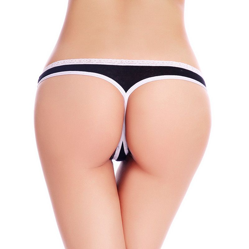 M L XL Women Cotton Sexy G String Fashion Lace Panties Women s Thongs Briefs  Low Waist Underwear Buy now for   11  chandigarh  delhi  mumbai  gurgaon ... 45d21b43a