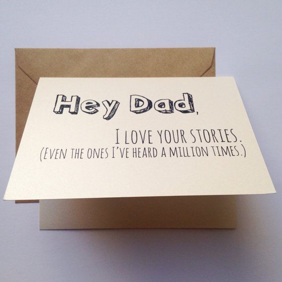 7 Free Printable Father S Day Cards That Ll Make His Day Father Birthday Cards Dad Birthday Card Fathers Day Cards